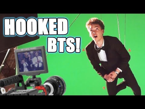Why Don't We Hooked | Behind the Scenes!!