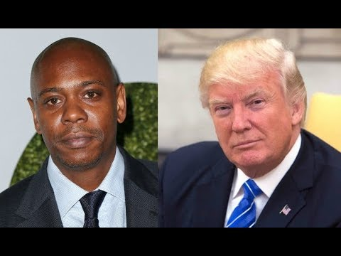 Dave Chappelle: I Live On 'Bernie Sanders Island In A Sea Of Trump'