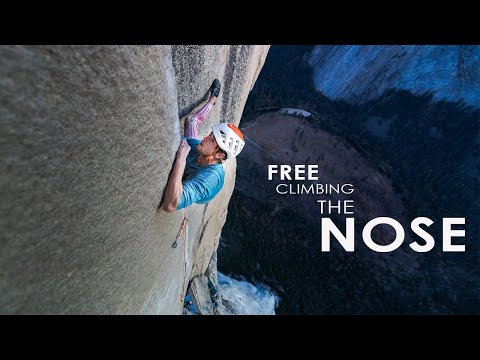 Free Climbing The Nose