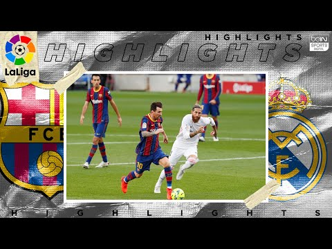 FC Barcelona 1 - 3 Real Madrid - HIGHLIGHTS & GOALS - (10/24/2020)