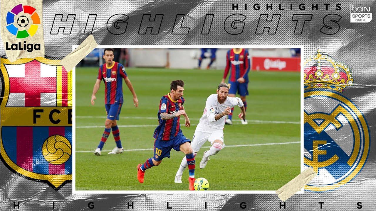 Download FC Barcelona 1 - 3 Real Madrid - HIGHLIGHTS & GOALS - (10/24/2020)