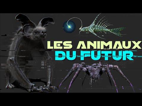Les ANIMAUX du FUTUR - à quoi ressemblera le vivant demain ?