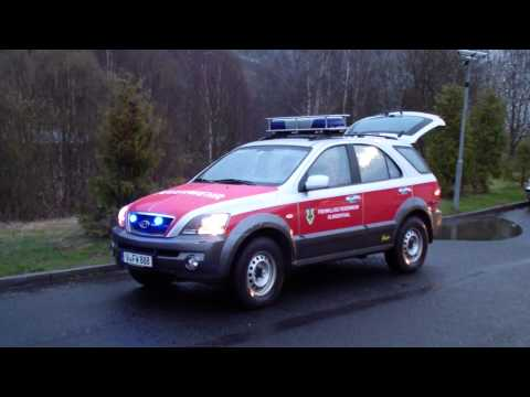 KdoW (Kommandowagen) Feuerwehr Klingenthal