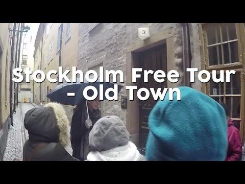 Stockholm Free Tour