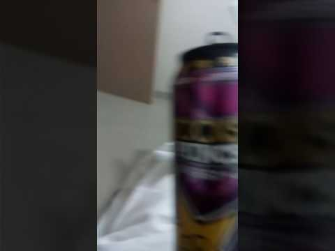 Review Rockstar energy drink plus guava