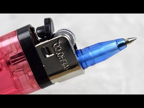 3 Incredible life hacks for lighter