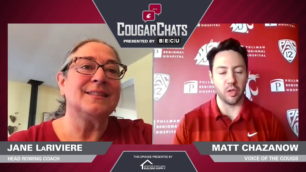 Image for WSU Athletics: Cougar Chats with Coach Jane LaRiviere webinar