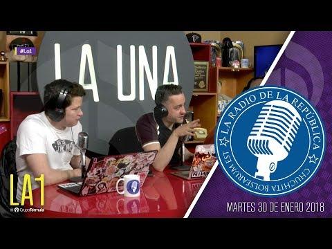 #LA1 - ¿Y dónde está el estudiante? - La Radio de la República - @ChumelTorres