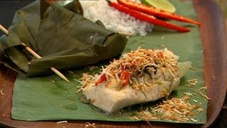 Better Homes And Gardens - Fast Ed: Fish In Banana Leaf