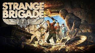 Ekipa zabija mumie - Strange Brigade