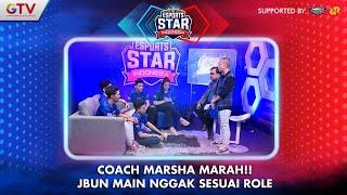 Coach Marsha Marah! Jbun Main Nggak Sesuai Role | Esports Star Indonesia #2