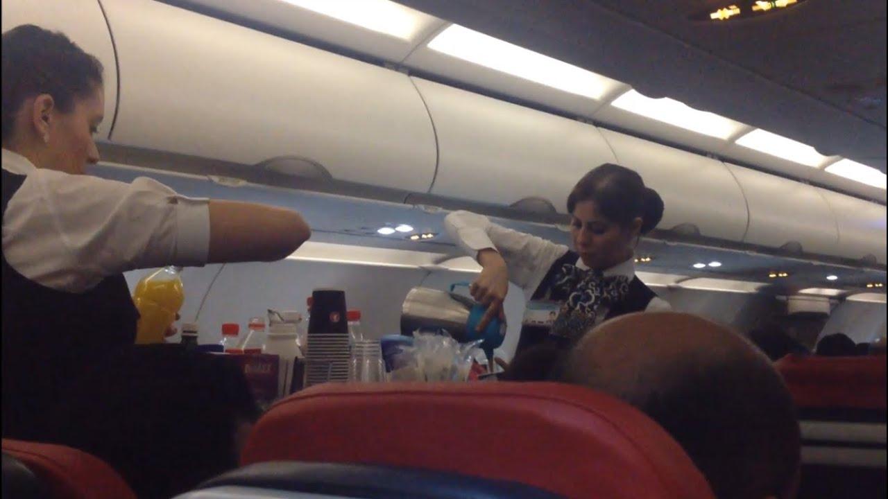 Turkish Airlines Flight Report Tk2021 Kayseri Istanbul