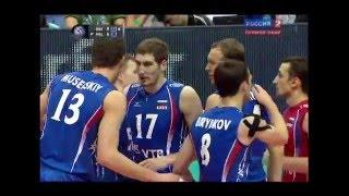 видео волейбол россии