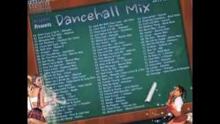 Dj Sykes - Dancehall Mix 2014 (Vol 1)