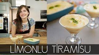 Limonlu Tiramisu nasıl yapılır? | Merlin Mutfakta Yemek Tarifleri