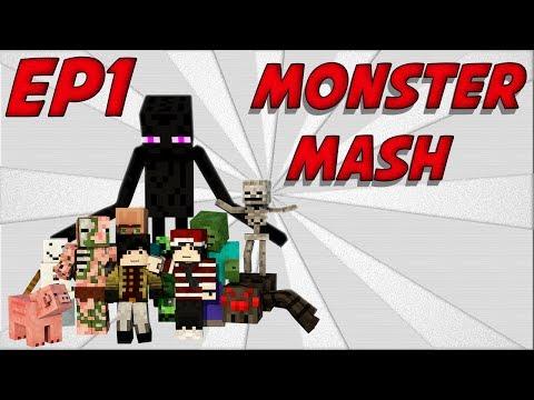 #1 Monster Mash - MonkeyMan&Sherlock.