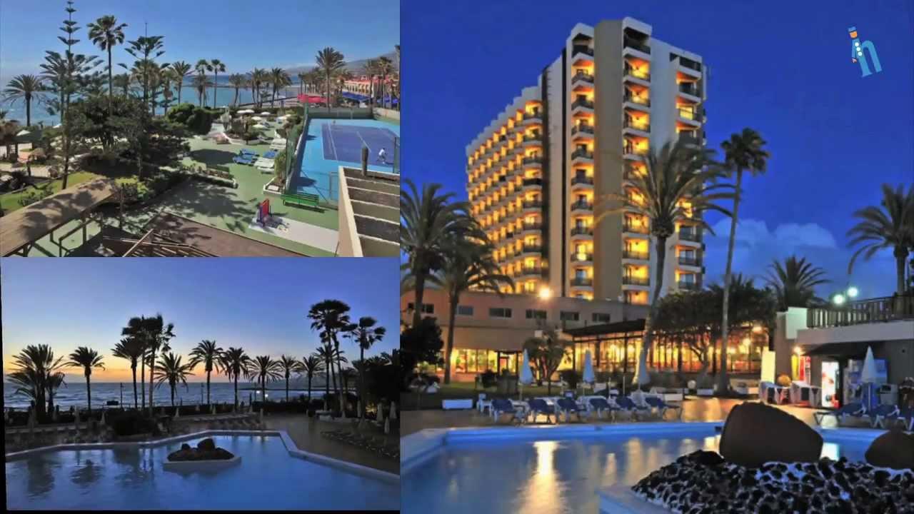 Playa de las am ricas hotel sol tenerife youtube - Hotel sol puerto playa tenerife ...