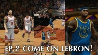 NBA 2K13 Association Ep.2 - Come On Lebron!