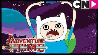 Время приключений  Неладно что то в пупырчатом королевстве  Cartoon Network