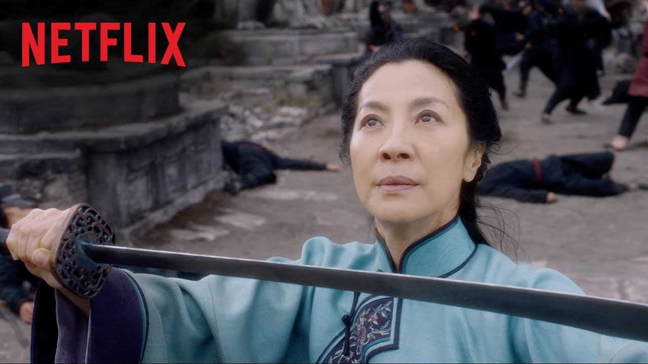 Crouching Tiger, Hidden Dragon: Sword of Destiny | Bande-annonce VF| Netflix France