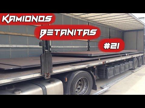 154.Kamionsofőr betanítás 21.rész.