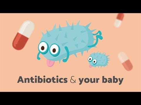 Antibiotics & Your Baby: What You Need To Know