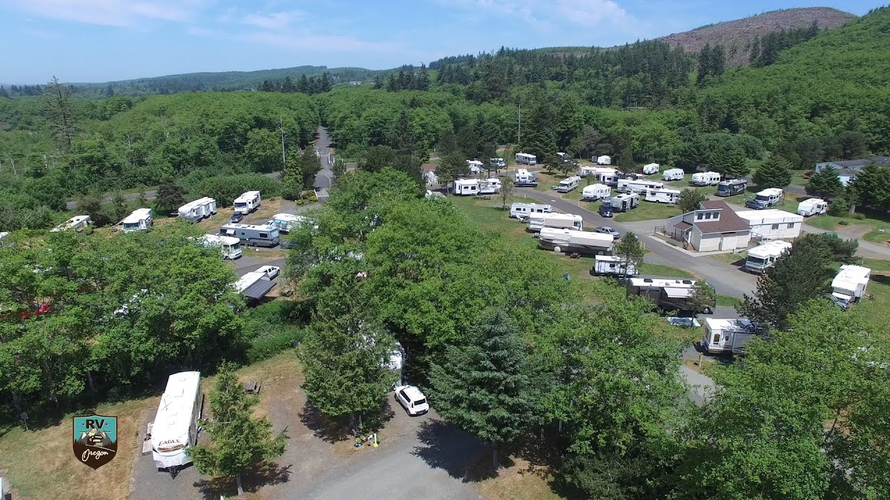 Seaside Rv Resort Amp Campground Thousand Trails Youtube