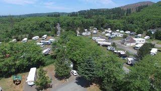 Seaside RV Resort & Campground Thousand Trails