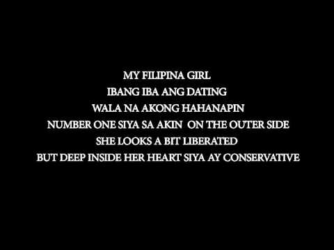 My filipina girl Thavawenyoz lyrics
