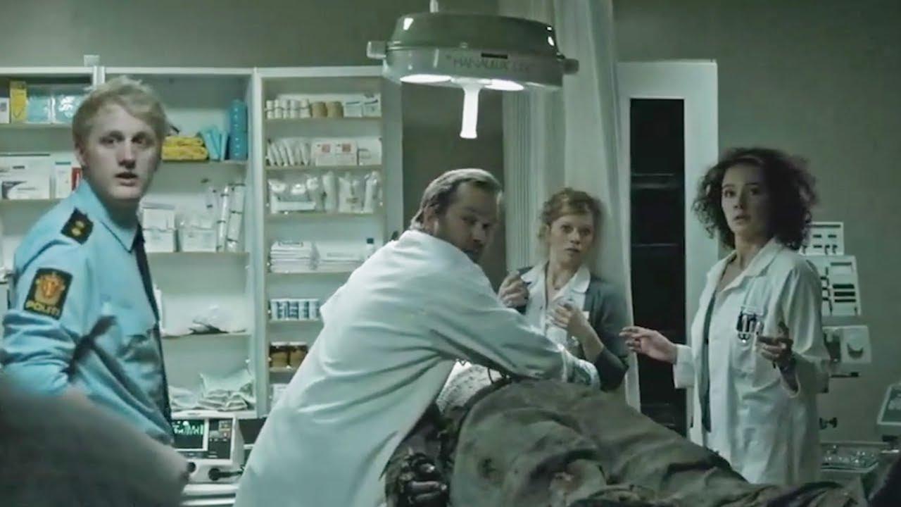 雪山驚魂2:醫生善心氾濫,私自救活了雪地人魔,結果下一秒就悲劇了!