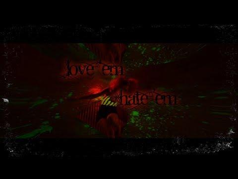 Roxwell Z  - Love 'Em Hate 'Em [Official Song/Video Teaser]