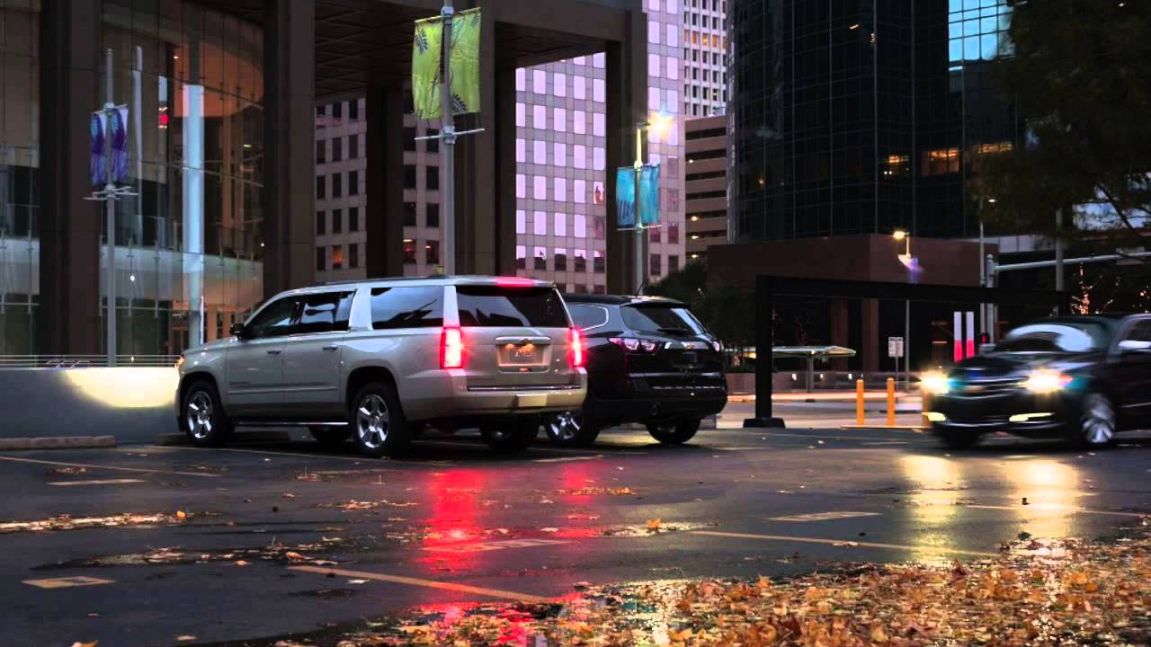 2015 Chevrolet Suburban vs Ford Expedition  YouTube