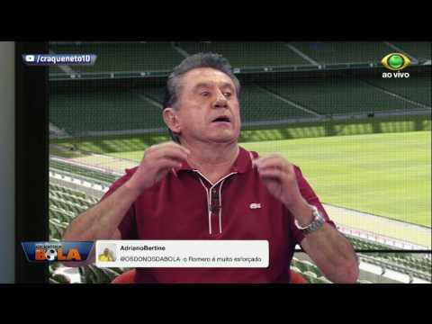 Neto: se jogar contra o Real Madrid, o Corinthians ganha!