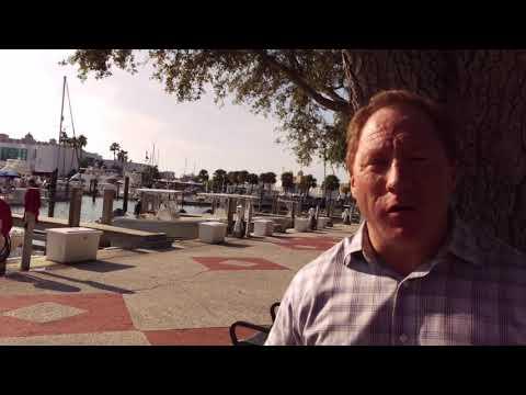 Freedom Boat Club at the marina - Downtown Sarasota