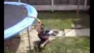 BOY DIES ON TRAMPOLINE Thumbnail
