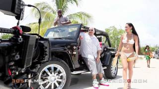 Fat Joe f/ Pleasure P & Rico Love - Aloha (Behind The Scenes)