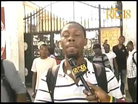 Haïti-sécurité : un mouvement de panique à Port-au-Prince.