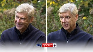 Arsene Wenger talks openly about his Arsenal legacy, Mesut Özil, 'Project Big Picture' & more!
