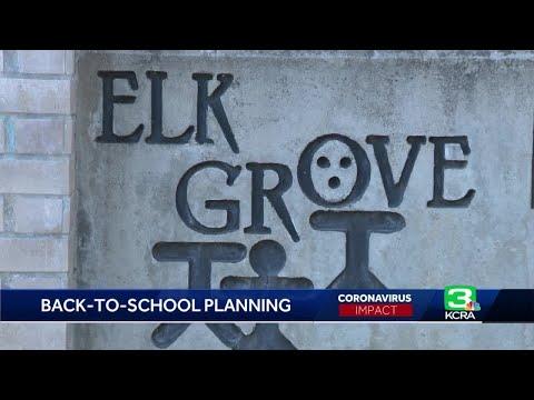 Elk Grove school district unveils teaching plans amid COVID-19 outbreak