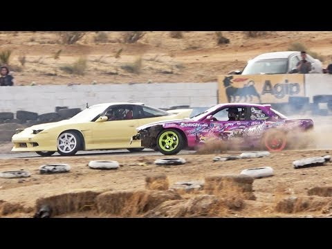 Backwards Entries & Tandems With Nakamura - SUPER D