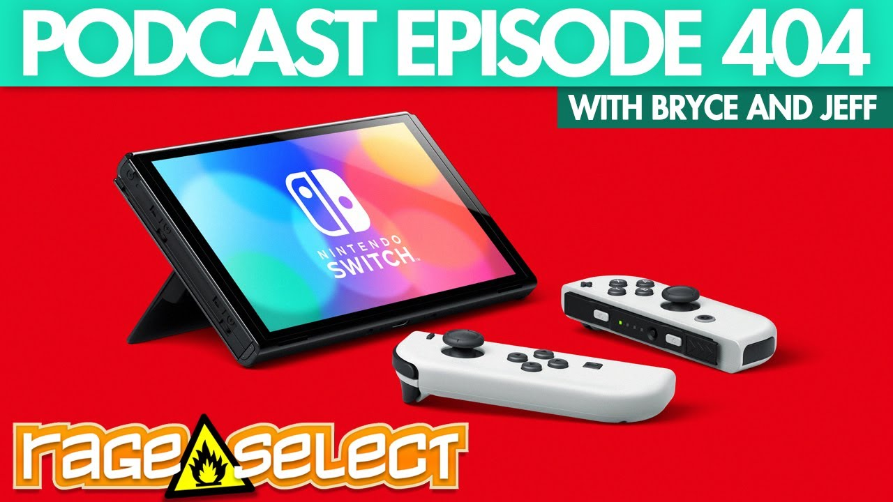 The Rage Select Podcast: Episode 404 with Bryce and Jeff!