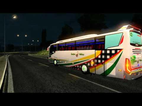 Test Klakson Sch 721 (Euro Truck Simulator 2)