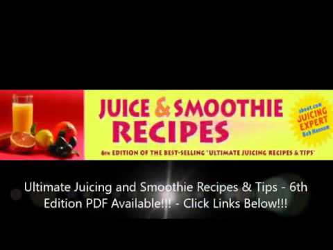 Healthy Juice And Smoothie Recipes For Weight Loss Reviews Package Available Youtube