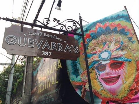 Guevarra's by Chef Laudico Weekend Dinner Buffet P. Guevarra Street San Juan by HourPhilippines.com