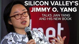 'Silicon Valley' star Jimmy O. Yang talks Jian Yang and his new book