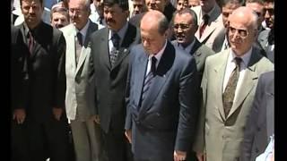 Alparslan Türkeş ve Türklük Anıtı Açılışı Pınarbaşı 8 Nisan 2000 [ # 261 ]