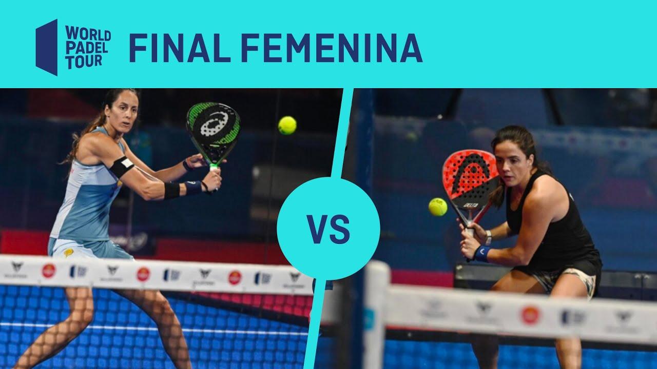 Resumen Final femenina Triay/Sainz Vs González/Josemaría Cupra Las Rozas Open
