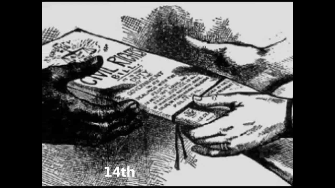 The Radical Reconstruction 1865 1877 Youtube