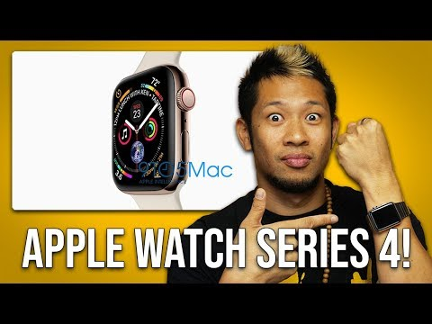 Apple Watch Series 4: Everything we know