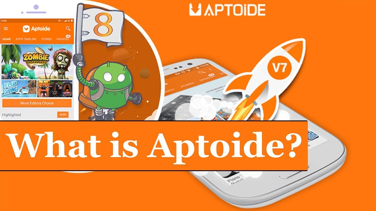 What is aptoide for android | Aptoide apk Free Download  #Smartphone #Android